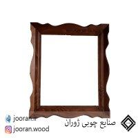 قاب آینه مدل ققنوس